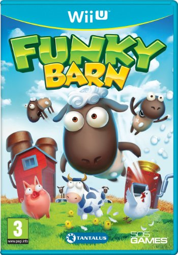Funky Barn (Nintendo Wii U) from 505 Games