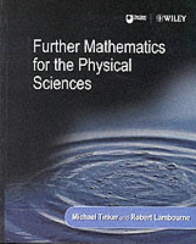 Further Maths for the Physical Sciences from John Wiley & Sons