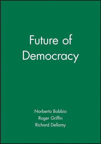 Future of Democracy from Polity Press