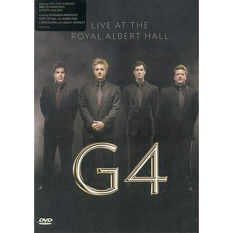 Live At The Royal Albert Hall [DVD] from Sony Music CMG