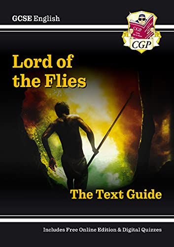 Grade 9-1 GCSE English Text Guide - Lord of the Flies (CGP GCSE English 9-1 Revision) from Coordination Group Publications Ltd (CGP)