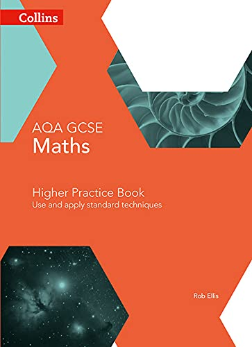 GCSE Maths AQA Higher Practice Book (Collins GCSE Maths) from Collins