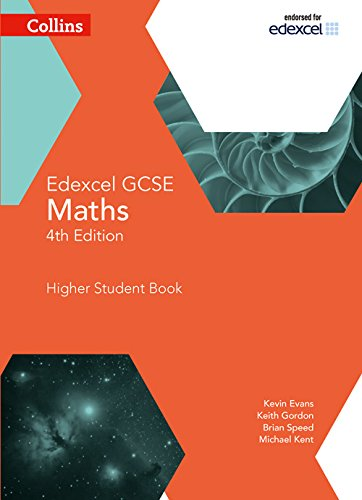 GCSE Maths Edexcel Higher Student Book (Collins GCSE Maths) from Collins
