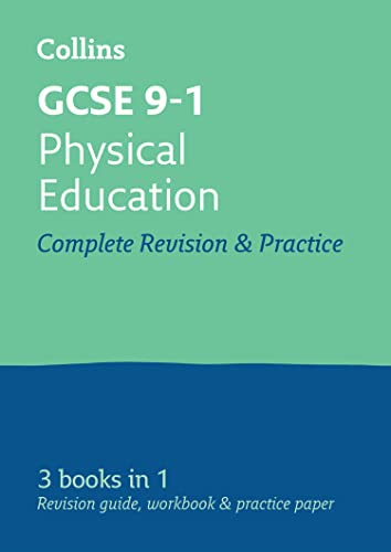 GCSE 9-1 Physical Education All-in-One Revision and Practice (Collins GCSE 9-1 Revision) from Collins