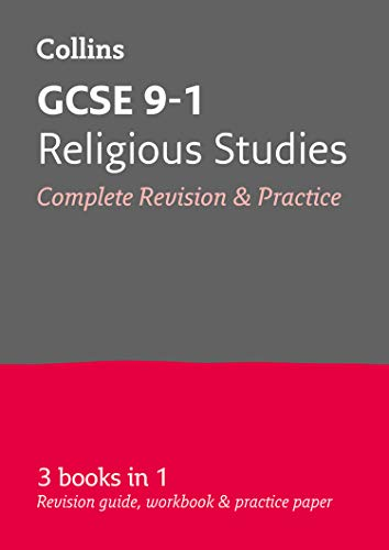 Grade 9-1 Religious Studies All-in-One Complete Revision and Practice (with free flashcard download) (Collins GCSE 9-1 Revision) from Collins