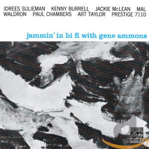 GENE AMMONS/_JAMMIN' IN HIFI from CONCORD