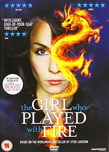 GIRL WHO PLAYED WITH FIRE -HMV [DVD] from Entertainment One