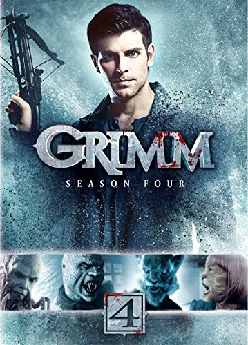 GRIMM: SEASON FOUR from Universal Studios