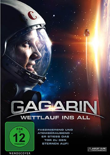 Gagarin - Wettlauf ins All (DVD) (FSK 12) from VARIOUS