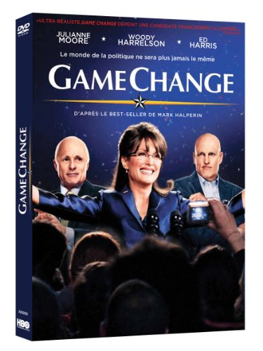 Game Change DVD from Warner Home Video
