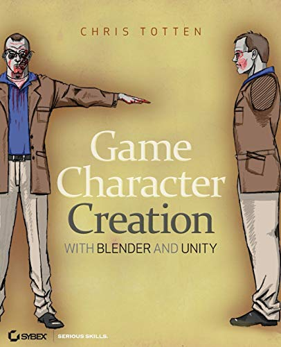 Game Character Creation w/Blender Unity from Sybex