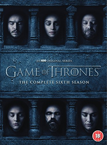Game of Thrones - Season 6 [DVD] [2016] from Warner Home Video