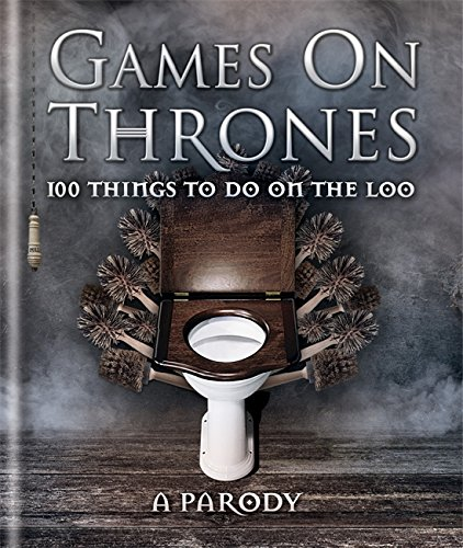 Games on Thrones: 100 things to do on the loo from Hamlyn