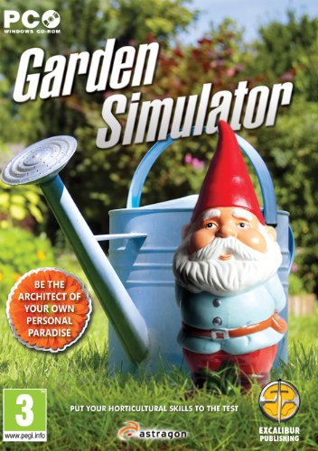 Garden Simulator (PC CD) from Excalibur Games
