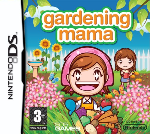 Gardening Mama  (Nintendo DS) from 505 Games