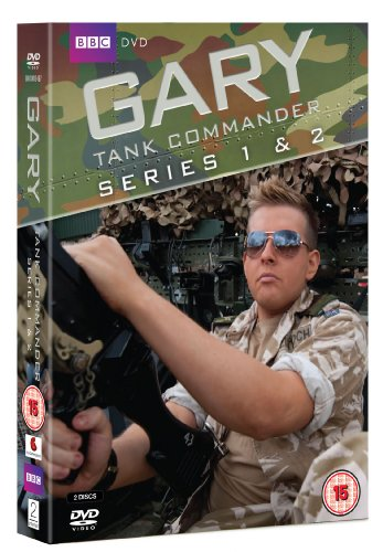 Gary Tank Commander -  Series 1 and 2 Box Set [DVD] from 2entertain