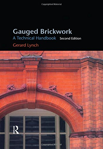 Gauged Brickwork from Donhead Publishing