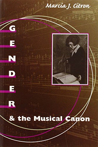 Gender and the Musical Canon from University of Illinois Press