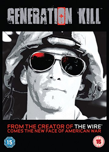 Generation Kill: The Complete Series [DVD] [2008] from Warner Home Video