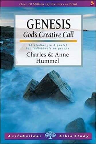 Genesis (Lifebuilder Study Guides): God's Creative Call (Lifebuilder Bible Study Guides) (Lifebuilder Bible Study Guides, 38) from IVP