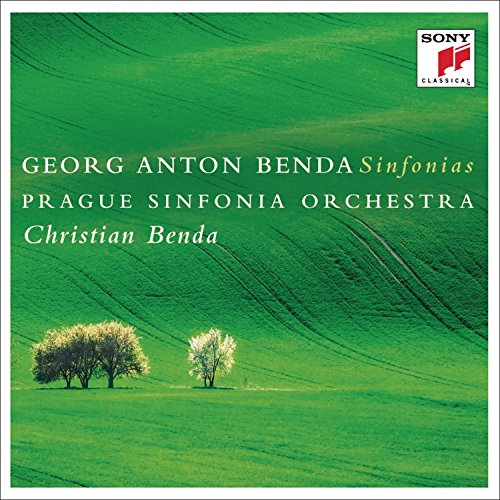 Georg Anton Benda: Sinfonias from SONY CLASSICAL