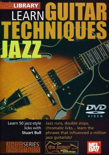 George Benson Guitar Techniques [DVD] from Music Sales