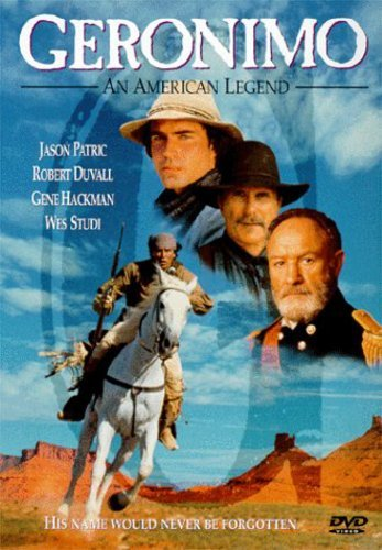 Geronimo [DVD] [1994] [Region 1] [US Import] [NTSC] from Sony Pictures Home Entertainment