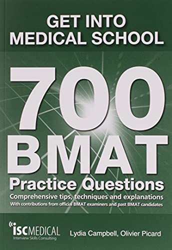 Get into Medical School - 700 BMAT Practice Questions from imusti