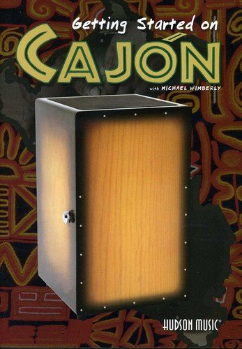 Getting Started On The Cajon [DVD] [NTSC] from Hal Leonard