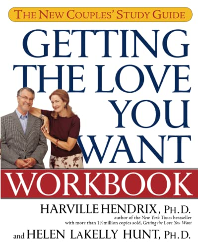 Getting the Love You Want Workbook: The Couples' Study Guide from Atria Books
