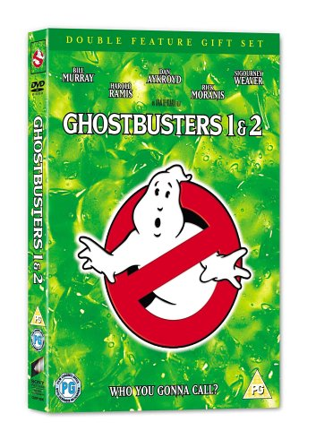 Ghostbusters/Ghostbusters 2 [DVD] [2005] from Sony Pictures Home Entertainment
