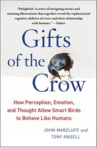Gifts of the Crow: How Perception, Emotion, and Thought Allow Smart Birds to Behave Like Humans from Atria Books