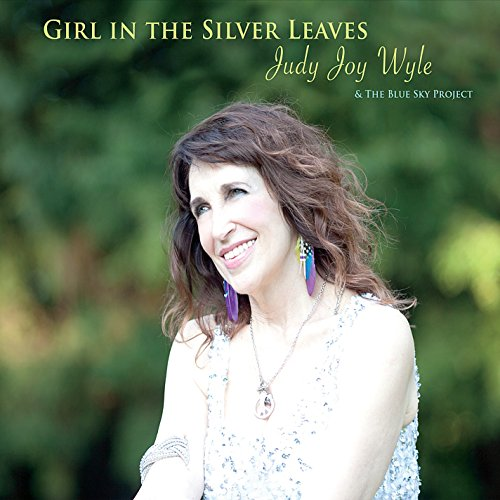 Girl in the Silver Leaves