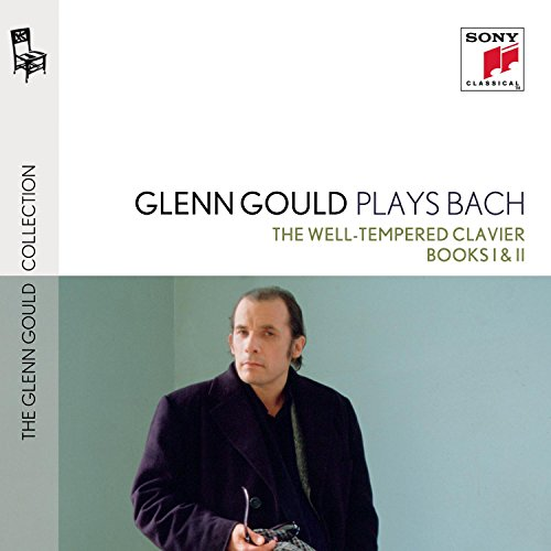 Glenn Gould Plays Bach: The Well-Tempered Clavier Books I & Ii, Bwv 846-893 from SONY CLASSICAL