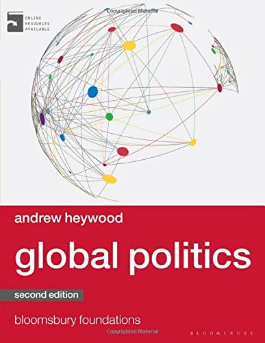 Global Politics (Palgrave Foundations Series) from Palgrave