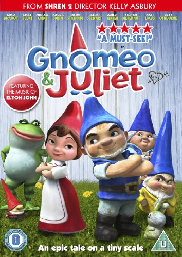 Gnomeo & Juliet [DVD] from Entertainment One
