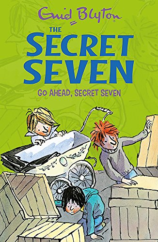 Go Ahead, Secret Seven: Book 5 from Hodder Children's Books