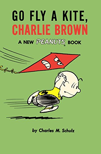 Go Fly A Kite, Charlie Brown (Peanuts Vol.9): A New Peanuts Book from Titan Comics
