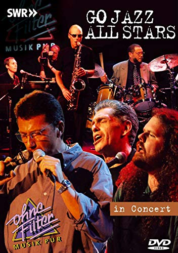 Go Jazz All Stars: In Concert [DVD] [2004] from Inakustik