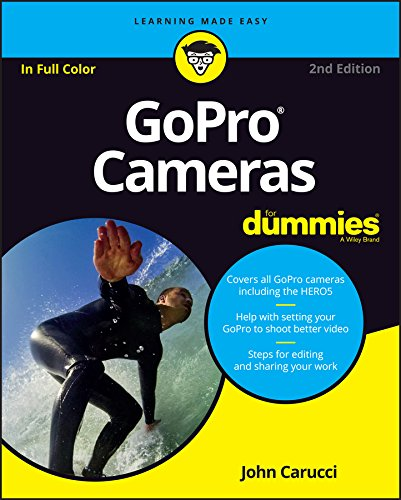 GoPro Cameras For Dummies (For Dummies (Lifestyle)) from John Wiley & Sons