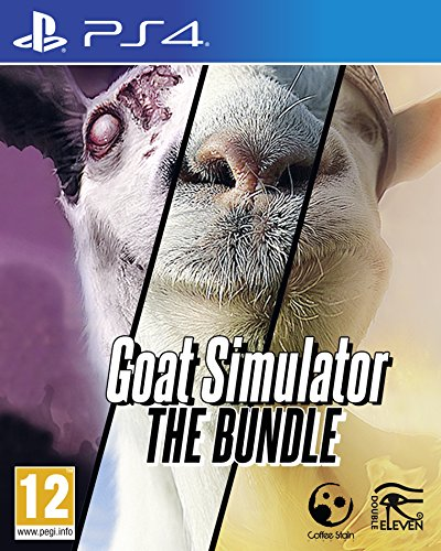 Goat Simulator: The Bundle (PS4) from Koch International