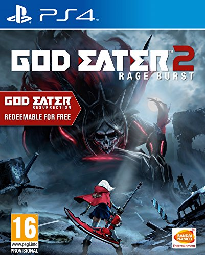 God Eater 2: Rage Burst (Includes God Eater Resurrection) (PS4) from Bandai Namco Entertainment
