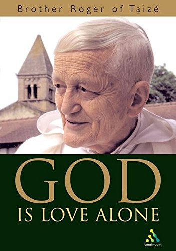 God is Love Alone from Continuum International Publishing Group Ltd.