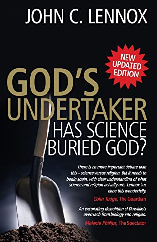 God's Undertaker: Has Science Buried God? from Lion Books