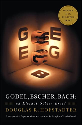 Godel, Escher, Bach: An Eternal Golden Braid from Brand: Basic Books