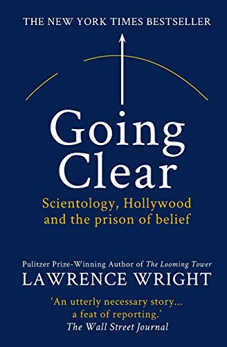 Going Clear: Scientology, Hollywood and the prison of belief from Silvertail Books