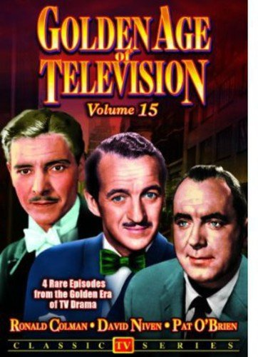 Golden Age of Television - Volume 15 (DVD-R) (1953) (All Regions) (NTSC) (US Import) [Region 1] from Alpha Video