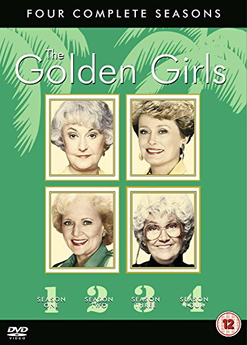 Golden Girls - Season 1-4 [DVD] [2015] from Walt Disney Studios Home Entertainment