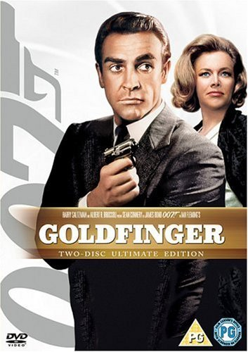 Goldfinger [DVD] from MGM