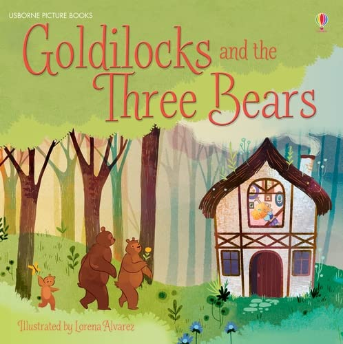Goldilocks and the Three Bears (Picture Books) from Usborne Publishing Ltd